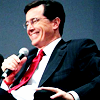 Colbert Stephen is so fucking adorable