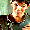 merlin: helplessly amused