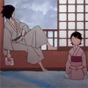 itoshiki and kafuka - a quiet afternoon