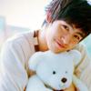sili boy: ฉัน at teddy bear