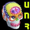 UnRepentant, The Former Cranky UnDead Bastard: UnR Sugar'd Skull