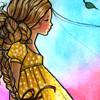 ♫ pavaneofstars ☆: girl - Art: J David Mckenney
