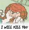 i will kill you, hawking