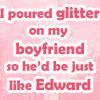 Glitter BF