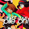 秋沙雨: Persona 4 | Alright Guys! Pile On!