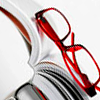 red specs