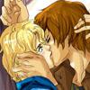Blake x Carl: Drunken Kiss