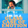 Jane: Ron - glass case of emotion