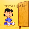Gaby: television junkie