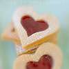 Miss Sophia: Hearts - jelly cookies