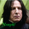 Snape Disgruntled