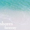 on a faraway shore