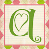 A is for Asumi (Pink)