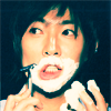 Aiba; shaving
