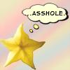 starfruits are wrinkled assholes