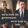 criminal minds morgan hotch government