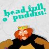 Carly: SWAN P. |=| PUDDIN HEAD