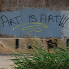 art is art, graffiti