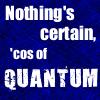 Stasha: Quantum