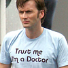 dr who: trust Tennant.
