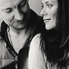 David Thewlis - With his lady friend