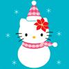 Empress Ena: Hello Kitty Snowkitten