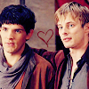 Merlin - Merlin and Arthur ♥
