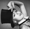 Landice-Leigh Hepburn-Bankhead: actress: bernadette peters [hat]