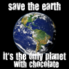 Robyn Goodfellow: earth chocolate