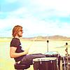kellysparrow: bram.drums.