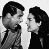 cary grant adorable face couple picture