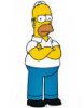 Simpsons-Homer annoyed