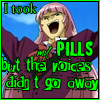Rose-chan: Zigfried Pills & Voices