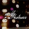 Weekly Hotness Icon Challenge