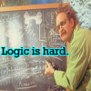 Dr.F: Logic is Hard!