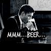 Becky: spn - dean loves beer and so do i
