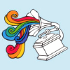 Janet: rainbow phonograph