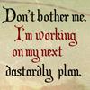 Kate: Dastardly Plan