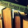 faith: don't forget to fly