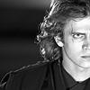 Anakin - RotS, Anakin, Anakin - black & white