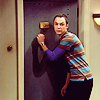 star_lace: TBBT // Sheldon Knocking