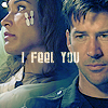 LadyoftheLight: SGA - John &Teyla - Feel