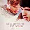 Lou-lou: {merlin} A/M;;glad you are here