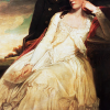 olde_fashioned: Romney -- Jane Maxwell lady in ivory