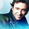 Hugh Jackman  ;; smile ;;