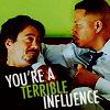 Luxuria_Oceanus: IM: Bad Influence