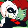 miss_mina_chan: Harley and Ivy Hug!