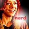 Buffy: willow nerd