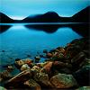 Sapph: Blue lake