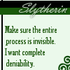 dragonsangel68: HP - Slytherin process